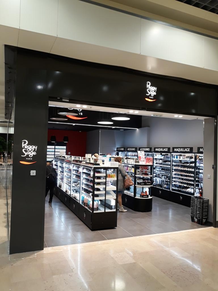 Peggy sage centre commercial carrefour croix dampierre for Centre commercial croix dampierre